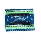 tinxi Nano Adaptateur de Terminal pour Arduino Nano V3.0 AVR ATMEGA328P Module...