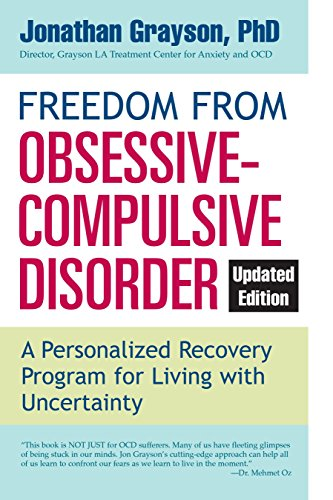 Freedom from Obsessive Compulsive Disorder: A Personalized...