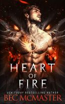 Heart Of Fire (Legends of the Storm Book 1) by [Bec McMaster]
