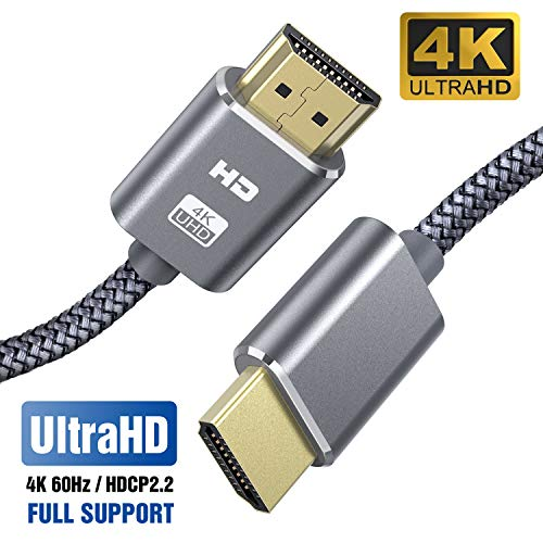 Cavo HDMI 4K 2 Metri SUCESO Cavo HDMI 2.0 a/b ad alta Velocit Cavi HDMI Ultra HD Supporta Ethernet...