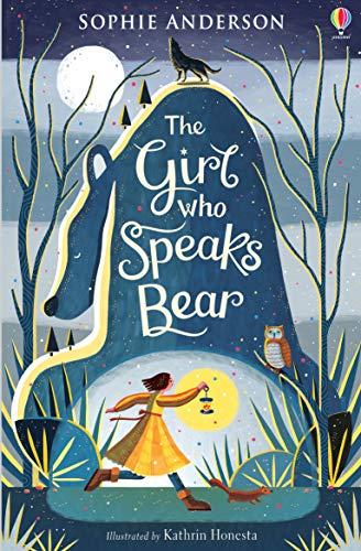 La chica que habla oso de Sophie Anderson