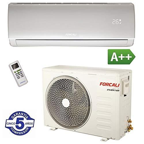 Aire Acondicionado Forcali 2.200 frigorias Frio/calor Inverter Serie Platinum HDC FSP-09DCN