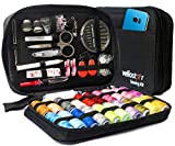 Sewing KIT Premium Repair Set - Over 100 Supplies and 24-Color Threads...