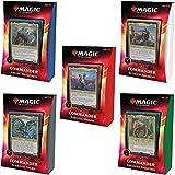 Magic The Gathering MTG Ikoria Commander 2020 Deck Display Box (5) English