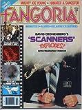 Fangoria Magazine 10 SCANNERS Mighty Joe Young RAY HARRYHAUSEN Dick Smith Makeup TEX AVERY January 1981 C (Fangoria Magazine)