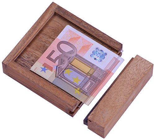 LOGOPLAY Money - Der Geldschein-Tresor - für Geldgeschenke in schöner Verpackung - Trickkiste -...