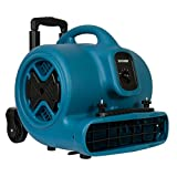 XPOWER P-630HC Air Mover, Dryer,...