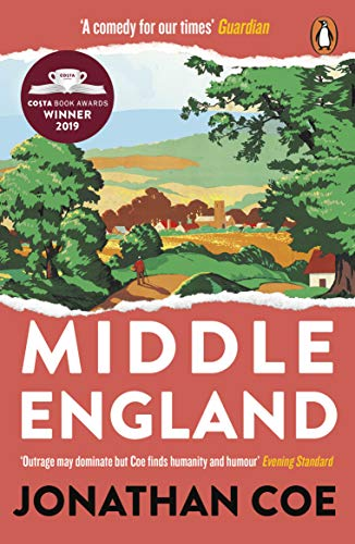 Middle England: Winner of the Costa Novel Award 2019 (The Rotters' Club Book 3) (English Edition)