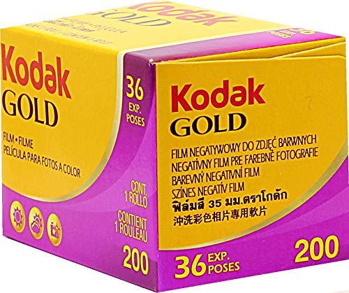 Kodak Gold Film 200, 135/36