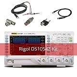 Rigol DS1054Z-Kit1 Digital Oscilloscopes - Bandwidth: 50 Mhz, Channels: 4
