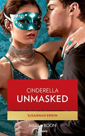Cinderella Unmasked (Mills & Boon Desire) by [Susannah Erwin]