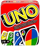 Mattel Games UNO: Classic (Tin Box) [Amazon Exclusive]