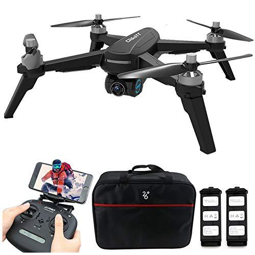 Goolsky JJR / C JJPRO X5 EPIK GPS Drone RC con Fotocamera 1080P 5G WiFi Valigia Borsa Motore Brushless con 2 Batteria