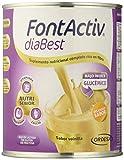 Fontactiv Diabest sabor Vainilla - 400 gr - Suplemento Nutricional para adultos y mayores diabéticos.