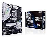 Tarjeta Madre Asus Prime Z490-P Intel Z490