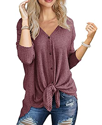 Material: Polyester+Spandex. Crochet Fabric, Very Soft and Comfortable tops. Size: US SIZE, Small=(US 4-6), Medium=(US 8-10), Large=(US 12-14), X-Large=(US 16-18), XX-Large=US 20 This is true to size, please purchase according to your normal size. Fe...