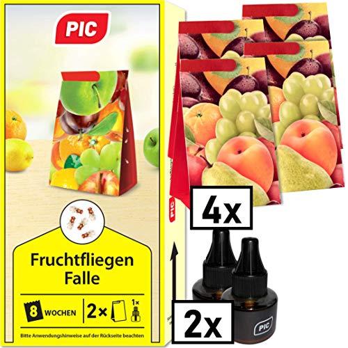 PIC - Fruchtfliegenfalle, Obstfliegenfalle und...