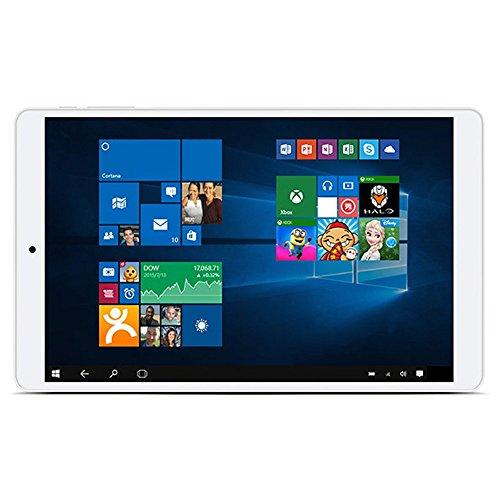 Teclast X80 Pro タブレットPC Android 5.1/Windows 10 4Kビデオ1920*1200 Z8300 クアッドコア8インチ IPS ...