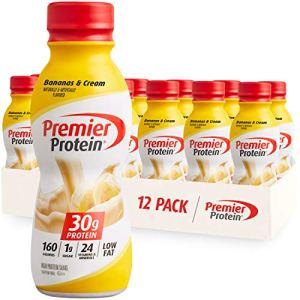 Premier Protein Shake, 8 Flavor Variety Pack, 30g Protein, 1g Sugar, 24 Vitamins & Minerals, Nutrients to Support Immune…