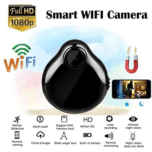 Mini Spy Camera Wireless Hidden Security Cameras,Unine...