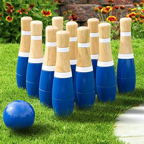 Lawn Bowling Game/Skittle Ball- Indoor and Outdoor...