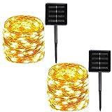 Bconeck 2-Pack Solar...image