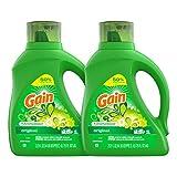 Gain Laundry Detergent Liquid...