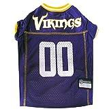 NFL MINNESOTA VIKINGS DOG Jersey, X-Small