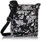 Vera Bradley Women's With Protection Vera Bradley Women s Signature Cotton RFID Mini Hipster...