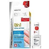 EVELINE Cosmetics Thérapie pour les ongles - Conditionneur Intensif 8 en 1...