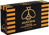 Jalea Real Con Ginseng   Vitamina C   Vitaminas B6 y B12   Aporta Energía y Vitalidad  Refuerza las defensas (20 AMPOLLAS)