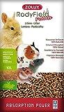Zolux Litière Végétale Naturelle Granulé de Paille de Blé pour Rongeur 10 L