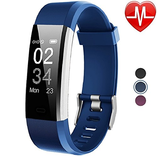Willful Activity Tracker Sport Bracciale Orologio Fitness Tracker Cardiofrequenzimetro da Polso...