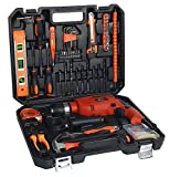 iBELL IBL TD13-100, 650W Professional Tool Kit Pack of 115 with 6 Months Warranty
