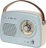 FREESOUND-VR30 - Madison - Radio vintage autonome avec Bluetooth