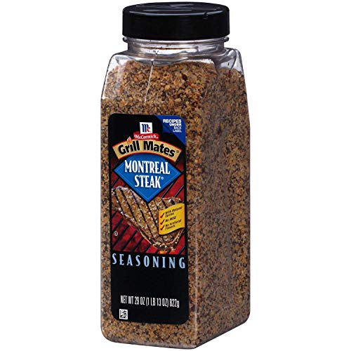 McCormick Grill Mates Montreal Steak Seasoning - 29 Ounce