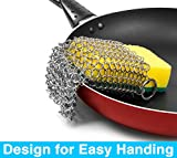 Cast Iron Cleaner, Hawaoo Stainless...