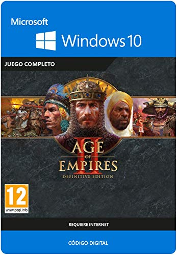 Age of Empires 2 Definitive Edition | Win 10 - Código de descarga