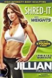 Jillian Michaels: Shred-It With Weight