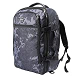 Cabin Max Expandable Travel Backpack Transforms into Shoulder Bag 22x14x9'