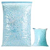 LCFOMQ Shredded Memory Foam Fill Replacement Premium Bean Bag Filler for Pillows, Crafts, Chairs, Sofa, Pet & Dog Beds Vacuum Packed Storage Bag (2.5Lbs)