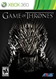 Game of Thrones - Xbox 360 (Video Game)