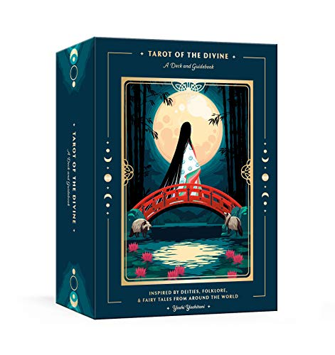 Tarot of the Divine: A Deck and Guidebook Inspired by...