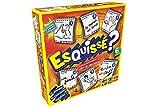 Goliath - Esquissé 6 joueurs - Jeu d'ambiance - à partir de 8 ans- Jeu de société - Jeu de dessin
