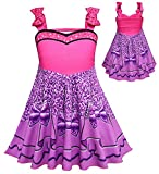 VersusModa Simile LOL Sugar Queen Vestito Carnevale Travestimento Bambina Tipo LOL Dress Cosplay LOLSUQ1 (130)