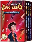 Epic Zero: Tales of a Not-So-Super 6th Grader Books 1-3 (Epic Zero Box Set Book 1)