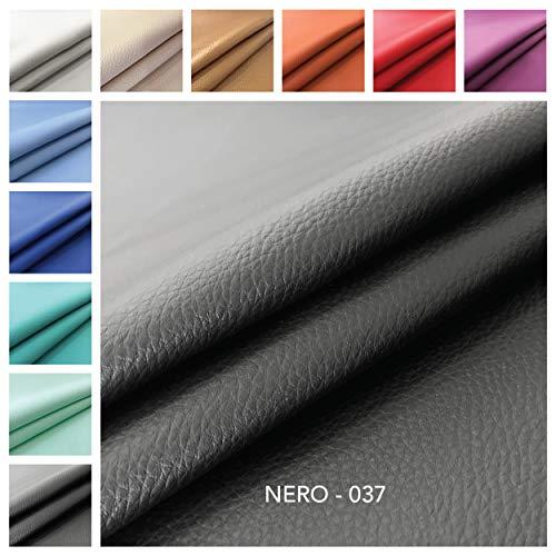 Tessuto Ecopelle morbida finta pelle a METRAGGIO a partire da 50 CM (Lunghezza) x 140 CM (Larghezza...