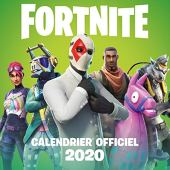 FORTNITE - Calendrier 2020