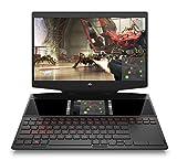 HP Omen X 2S - 15t Gaming and Entertainment Laptop (Intel i7-9750H 6-Core, 16GB RAM, 256GB PCIe SSD, 15.6' 4K UHD (3840x2160), RTX 2070, WiFi, Bluetooth, Webcam, 3xUSB 3.1, 1xHDMI, Win 10 Pro)