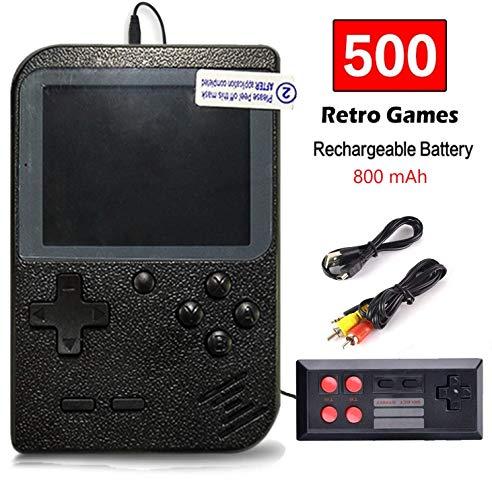 Flybiz Consoles De Jeux Portable, Console de Jeu Retro FC, Console de Jeu...